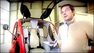 圧縮空気 動力 自動車 インド タタモータース フランス MDI Airpod